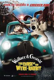 Poster Wallace & Gromit in The Curse of the Were-Rabbit