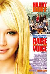 Poster Raise Your Voice