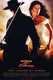 Poster The Legend of Zorro