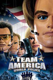 Poster Team America: World Police