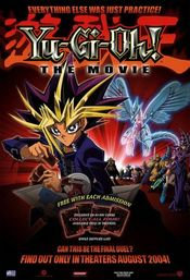 Poster Yu-Gi-Oh! The Movie