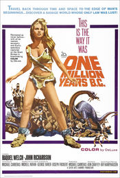 Poster One Million Years B.C.