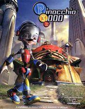 Poster Pinocchio 3000 - P3K