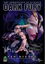 Poster The Chronicles of Riddick: Dark Fury