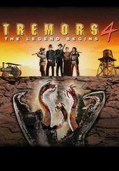 Poster Tremors 4: The Legend Begins