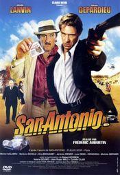 Poster San-Antonio
