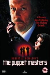 Poster The Puppet Masters