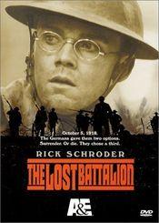 Poster The Lost Battalion