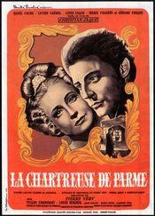 Poster La Chartreuse de Parme