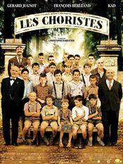 Poster Les Choristes