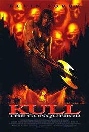 Poster Kull the Conqueror