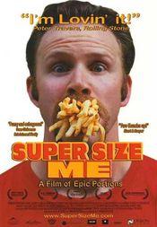 Poster Super Size Me
