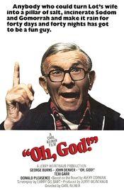 Poster Oh, God!