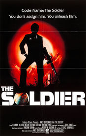Poster The Soldier