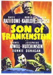 Poster Son of Frankenstein