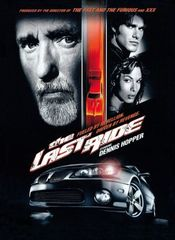 Poster The Last Ride