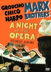Poster A Night at the Opera