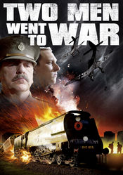 Poster Two Men Went to War