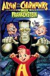 Alvin si gasca contra lui Frankenstein
