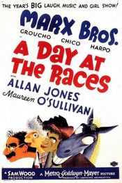 Poster A Day at the Races