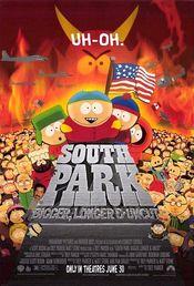 Poster South Park: Bigger Longer & Uncut