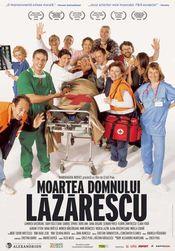 Poster Moartea domnului Lăzărescu