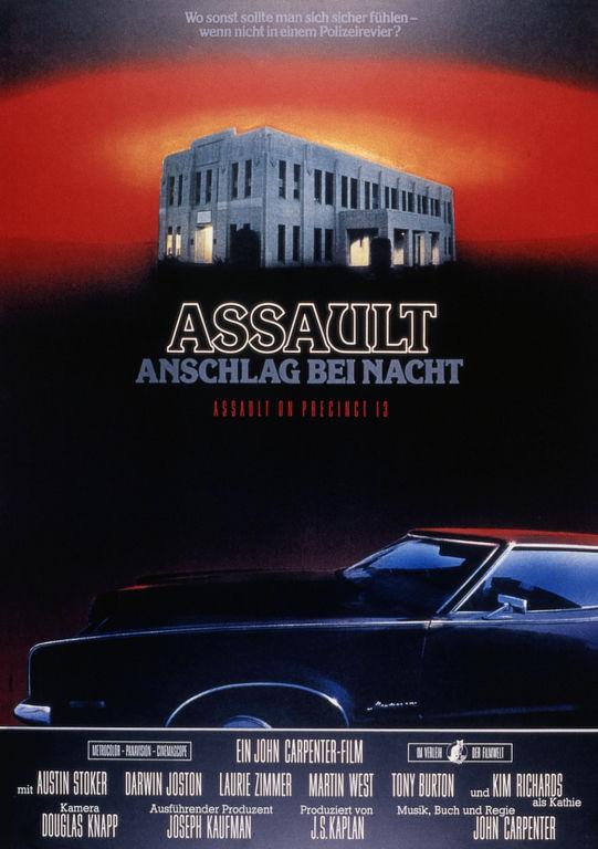 Assault on Precinct 13 - Atac la sectia 13 (1976) - Film ...