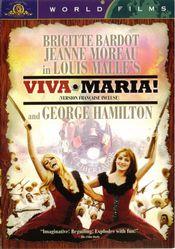 Poster Viva Maria!