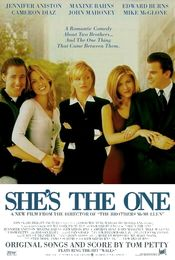 Poster She's the One