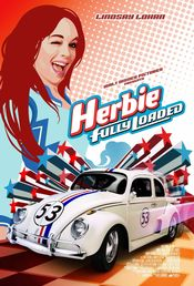 Poster Herbie: Fully Loaded