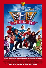 Poster Sky High