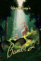 Poster Bambi II