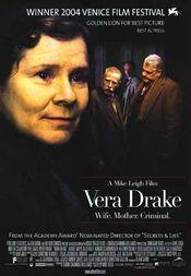 Poster Vera Drake