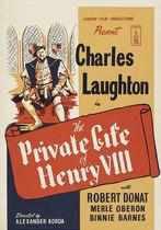 Viata particulara a lui Henric al VIII-lea