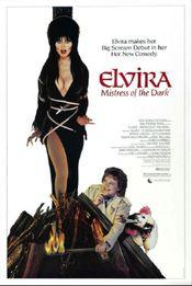 Poster Elvira, Mistress of the Dark