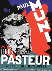 Poster The Story of Louis Pasteur
