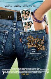 Poster The Sisterhood of the Traveling Pants