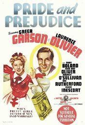 Poster Pride and Prejudice