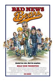 Poster Bad News Bears