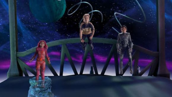 The Adventures of Sharkboy and Lavagirl in 3-D