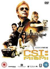 Poster CSI: Miami