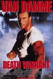 Poster Death Warrant