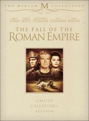 Poster The Fall of the Roman Empire