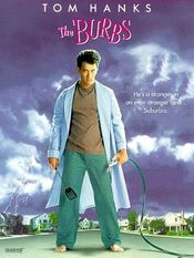 Poster The 'burbs