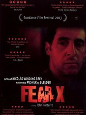 Poster Fear X