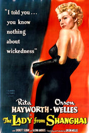 Poster The Lady from Shanghai