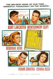 Poster From Here to Eternity