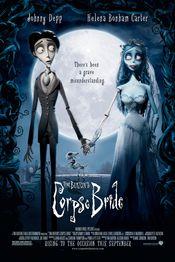 Poster Corpse Bride