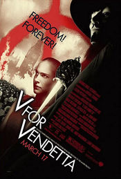 Poster V for Vendetta