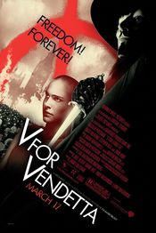 Poster V for Vendetta